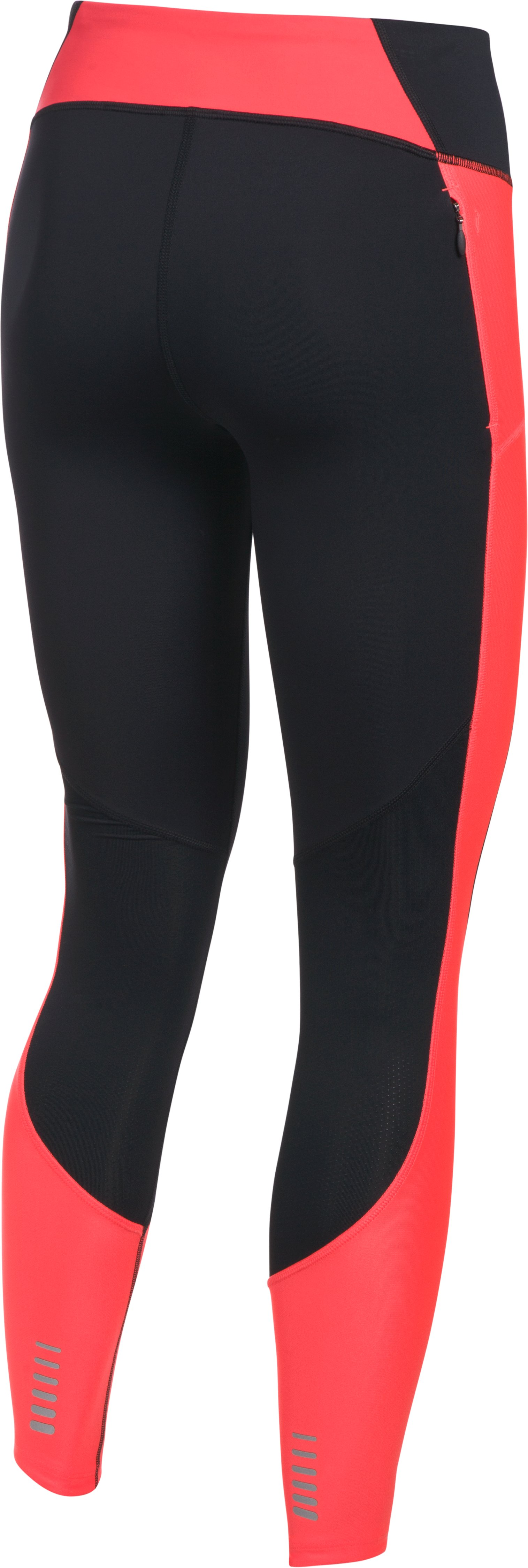 Women's UA Run True BreatheLux Leggings, Black , undefined