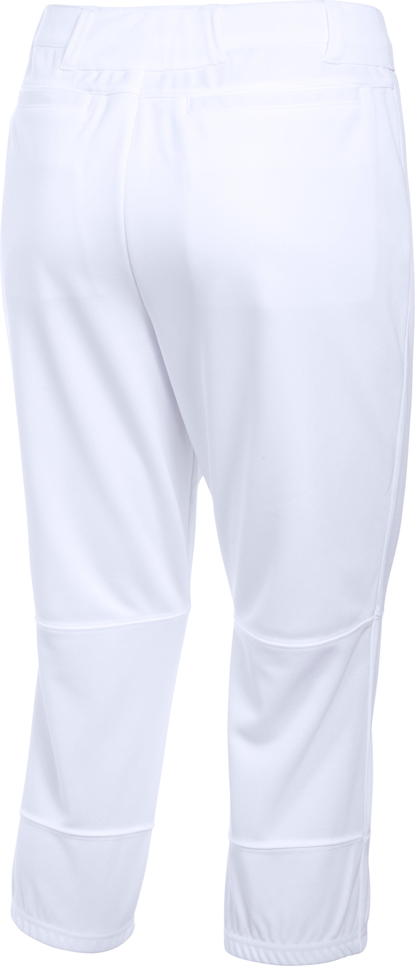 Women's UA Strike Zone Pants, White, undefined