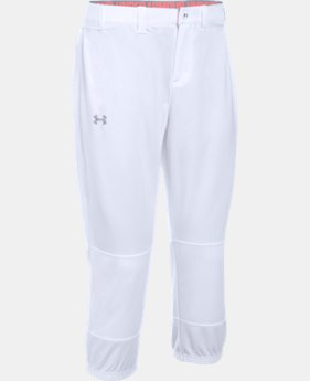 Women's UA Strike Zone Pants  4 Colors $24.99 to $26.99