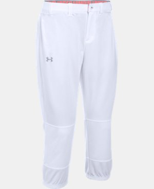 New Arrival  Women's UA Strike Zone Pant LIMITED TIME: FREE SHIPPING 1 Color $34.99