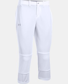 Women's UA Strike Zone Pants  3 Colors $34.99