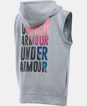 Girls' UA Favorite Fleece Vest   $33.99