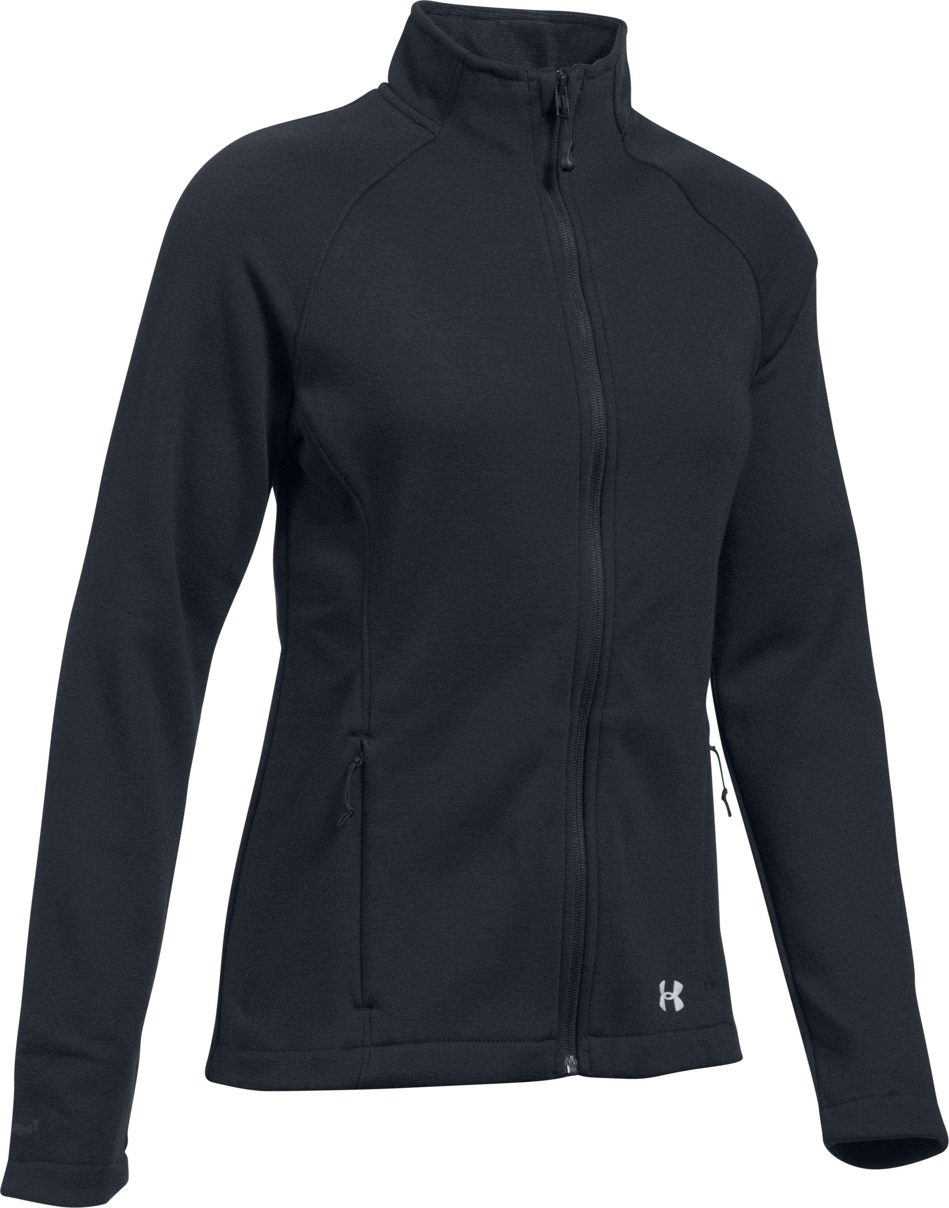 Women's UA Granite Jacket, Black , undefined