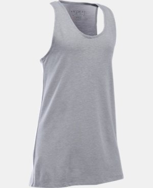 New Arrival Girls' UA Charged Cotton® Tank   $19.99