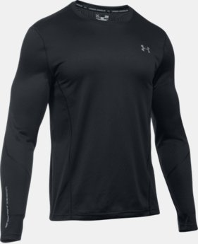 Men's UA ColdGear® Infrared Grid Long Sleeve Fitted Shirt LIMITED TIME: FREE SHIPPING 1 Color $74.99