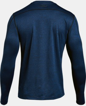 Men's UA ColdGear® Infrared Grid Long Sleeve Fitted Shirt  1 Color $38.99