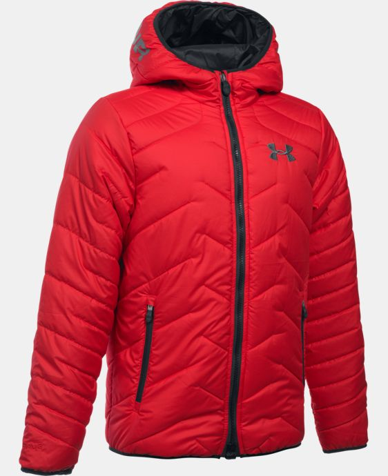 Boys' ColdGear® Reactor Hooded Jacket   $144.99