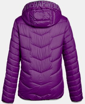 Best Seller Girls' UA ColdGear® Reactor Yonders Jacket  1 Color $124.99