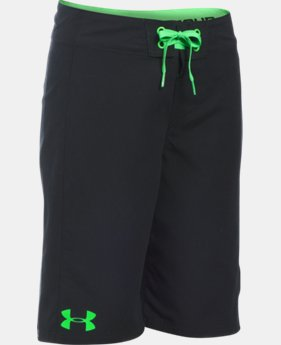 Boys' UA Hiit Boardshorts LIMITED TIME: FREE SHIPPING 1 Color $29.99 to $39.99