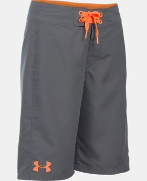Boys' UA Hiit Boardshorts  1 Color $29.99