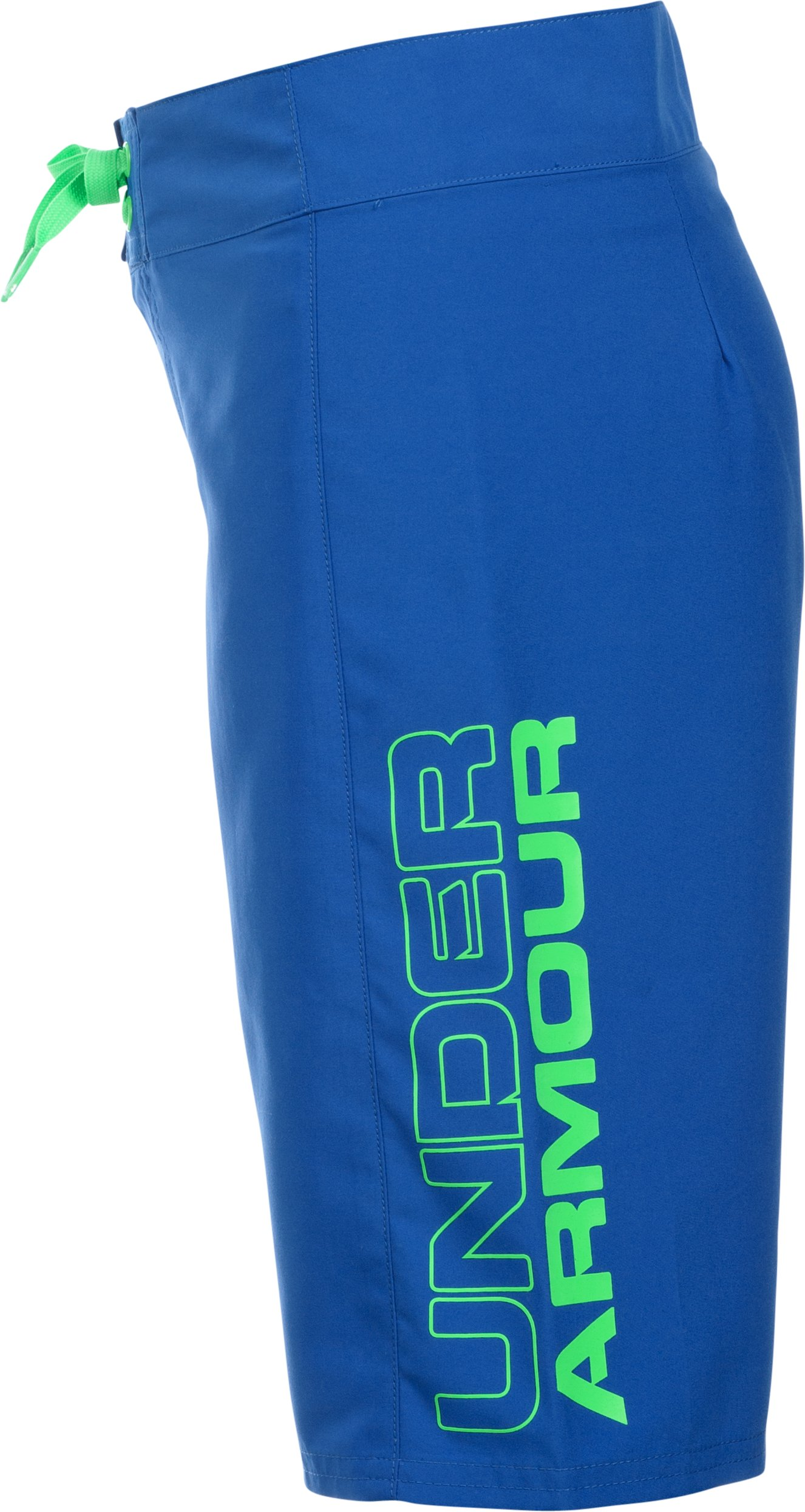 Boys' UA Hiit Boardshorts, ULTRA BLUE,