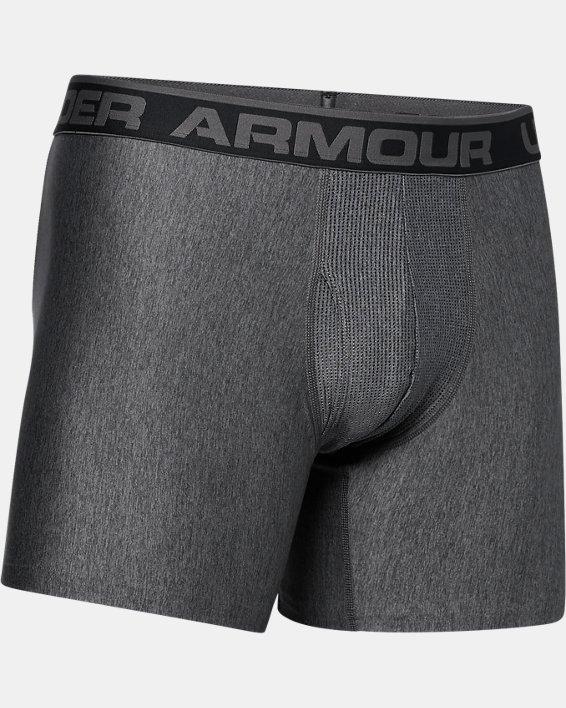 """Boxers UA Original Series 6"""" Boxerjock® pour homme, lot de 2, Gray, pdpMainDesktop image number 6"""