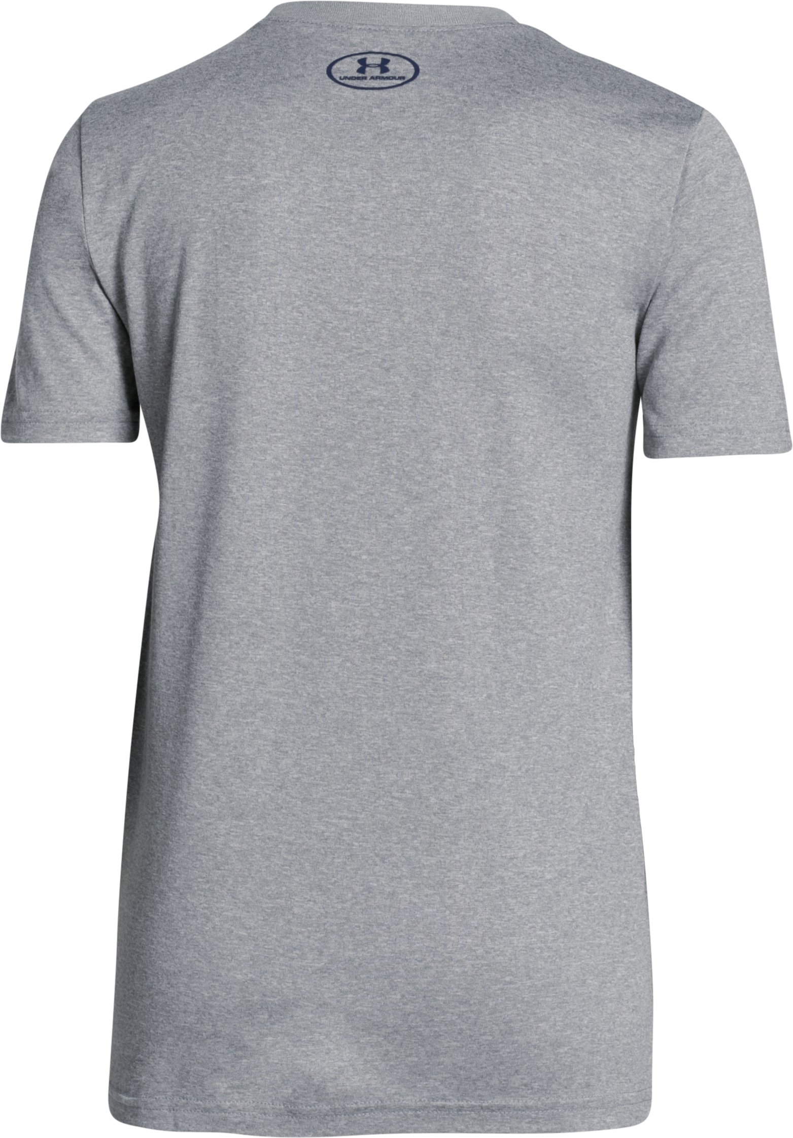 Boys' Under Armour® Alter Ego The Force T-Shirt, True Gray Heather, undefined