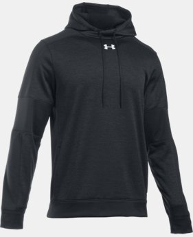 Men's UA Storm Armour® Fleece Hoodie  1 Color $64.99