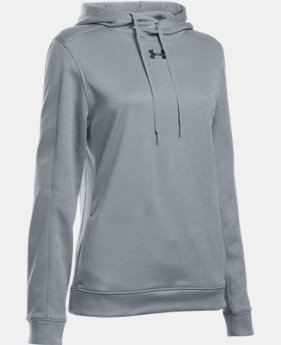 New Arrival Women's UA Armour® Fleece Textured Hoodie  1 Color $64.99