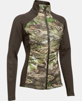 Women's UA Base Hybrid Jacket  1 Color $112.49