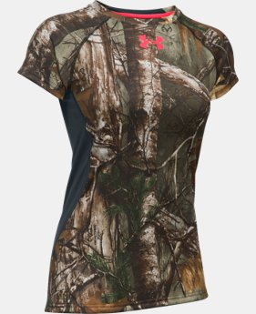 Women's Under Armour® Scent Control Tech Short Sleeve