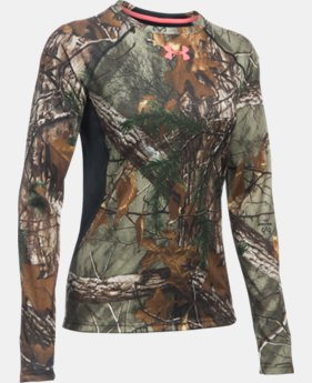 Women's Under Armour® Scent Control Tech Long Sleeve  1 Color $33.99