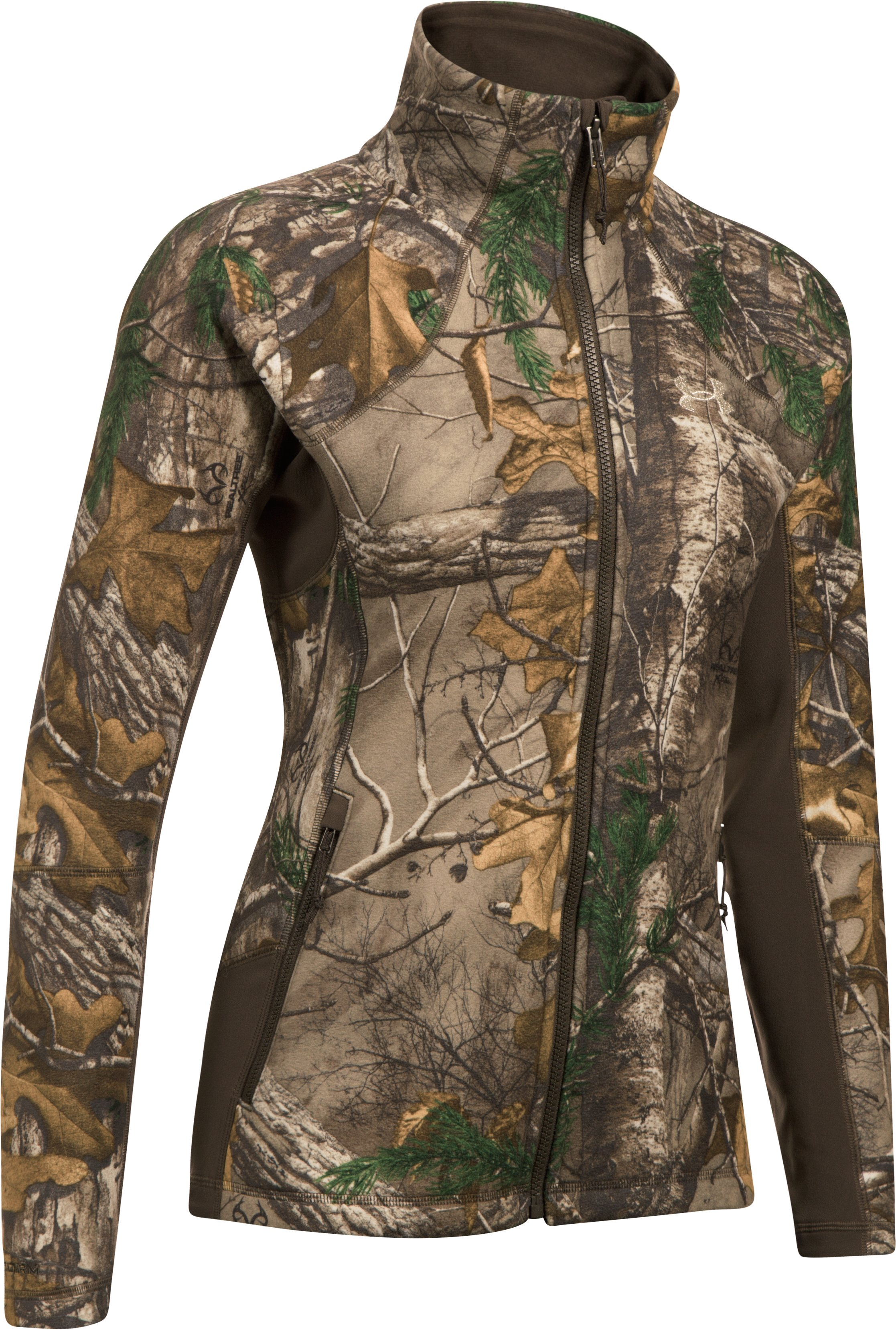 Women's UA Mid Season Jacket, REALTREE AP-XTRA,