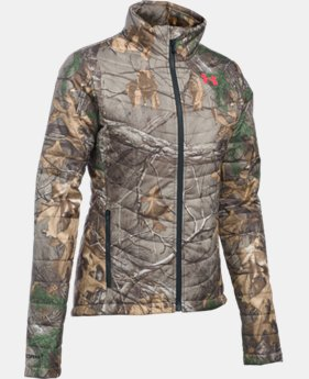 Women's UA Frost Puffer Jacket  1  Color Available $149.99