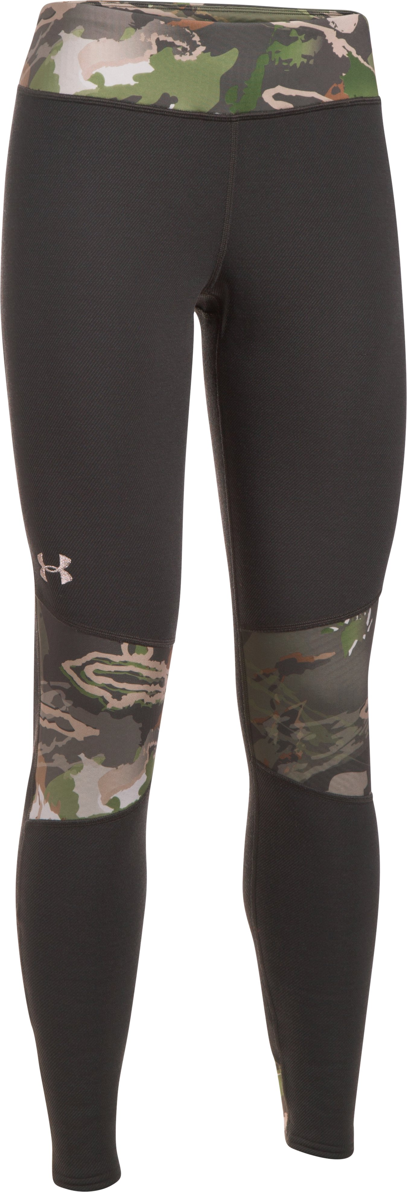 Women's UA Extreme Base Leggings, CANNON, undefined
