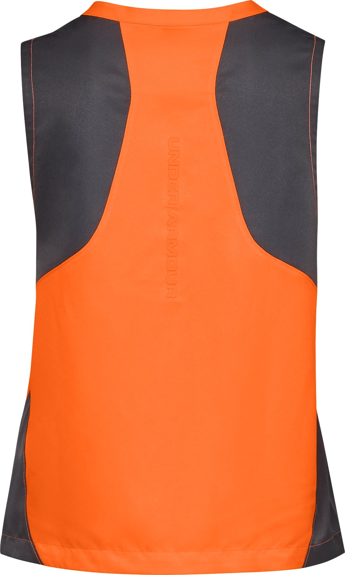 Women's UA Blaze Vest, Blaze Orange,