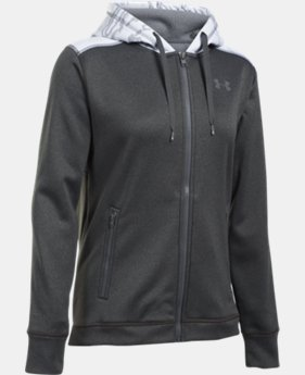 Women's UA Icon Caliber Full Zip Hoodie