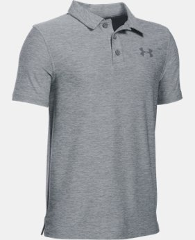 Best Seller Boys' UA Playoff Polo  5 Colors $39.99