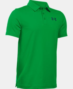 Boys' UA Playoff Polo  1 Color $29.99