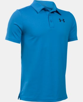 Best Seller Boys' UA Playoff Polo  1 Color $39.99