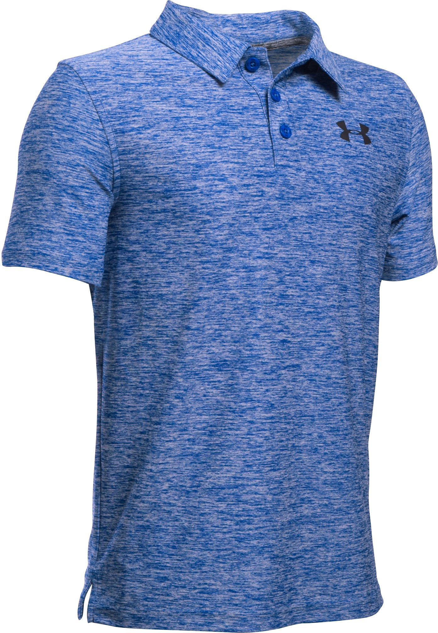 Boys' UA Playoff Polo, ULTRA BLUE, zoomed image