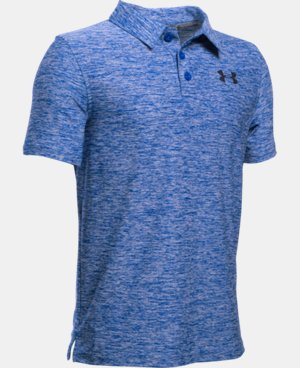 Boys' UA Playoff Polo LIMITED TIME: FREE SHIPPING 2 Colors $33.99 to $44.99