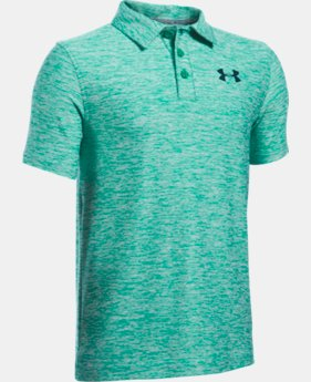 Boys' UA Playoff Polo LIMITED TIME: FREE U.S. SHIPPING 2 Colors $29.99 to $39.99