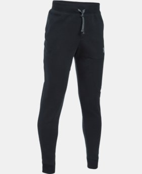 Boys' UA Titan Fleece Pants LIMITED TIME OFFER + FREE U.S. SHIPPING  $41.24 to $41.99