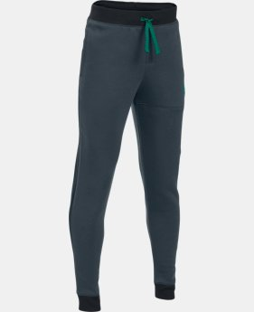 New Arrival  Boys' UA Titan Fleece Pants  1 Color $64.99