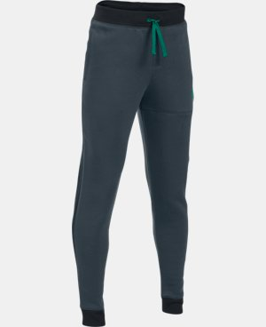 Boys' UA Titan Fleece Pants LIMITED TIME: FREE SHIPPING 1 Color $48.99