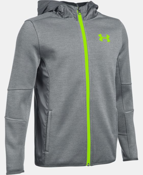 New Arrival  Boys' UA Storm Swacket Full Zip  2 Colors $114.99