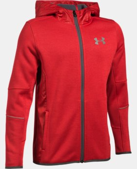 Boys' UA Swacket FZ LIMITED TIME: 25% OFF 1 Color $74.99