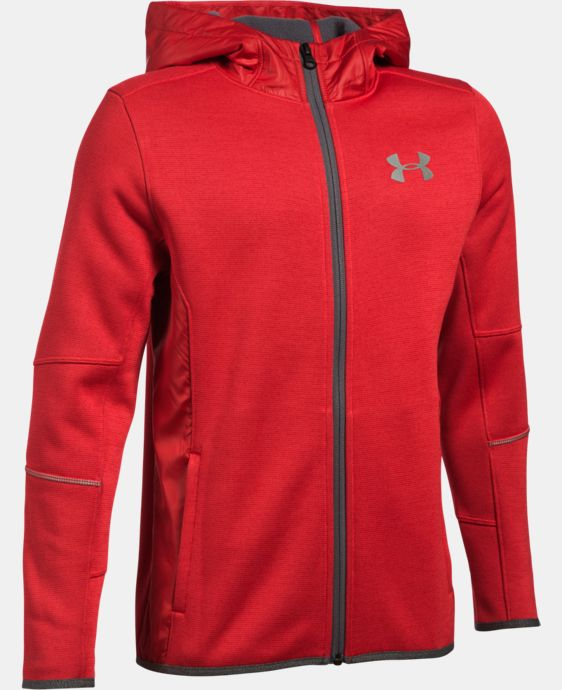 New Arrival  Boys' UA Storm Swacket LIMITED TIME: FREE SHIPPING 1 Color $114.99