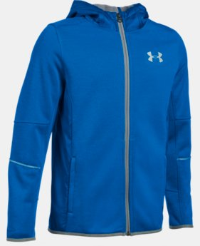 Boys' UA Swacket FZ LIMITED TIME OFFER 1 Color $74.99