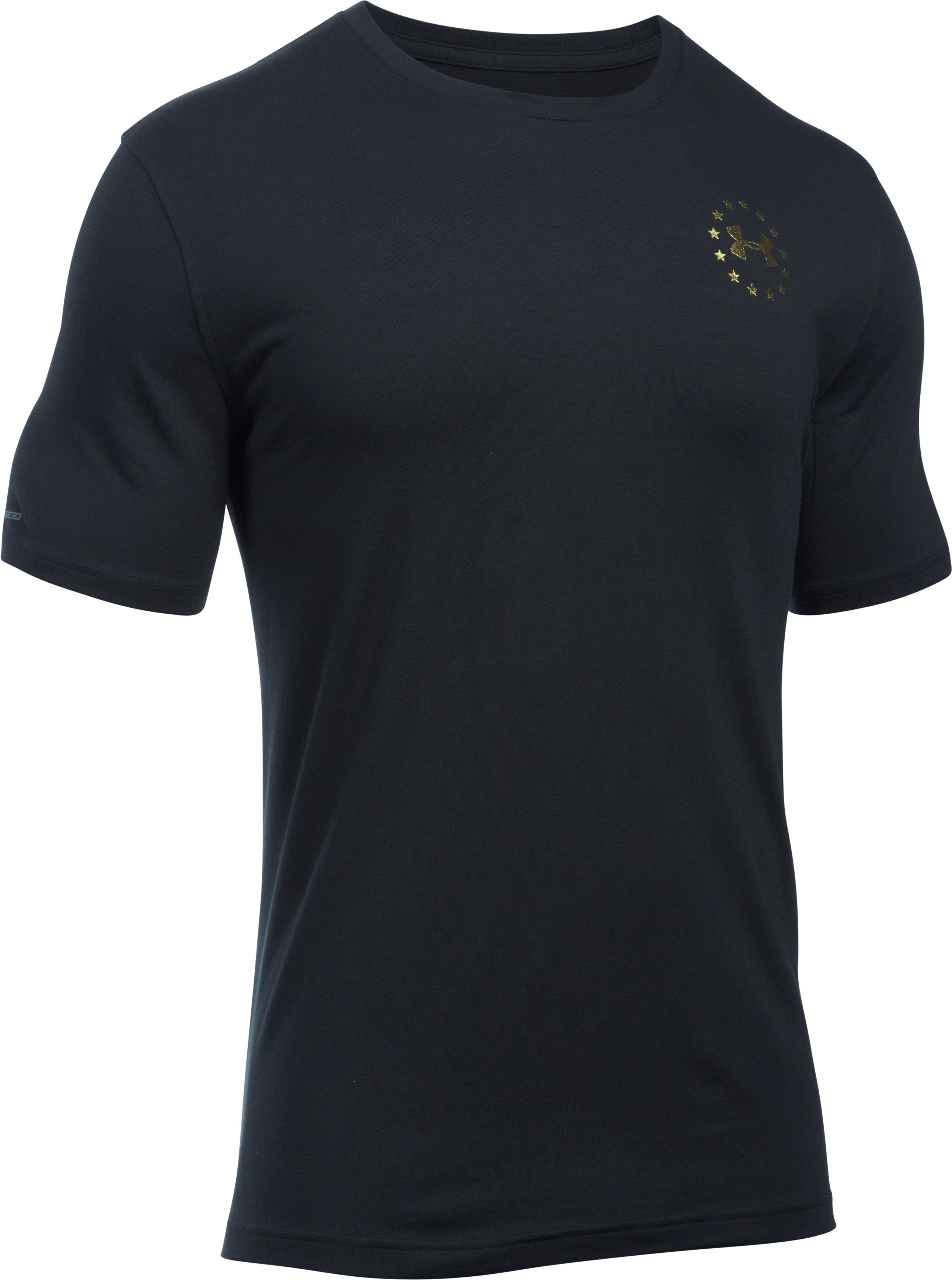 Men's UA Freedom Forged in Fire T-Shirt, Black
