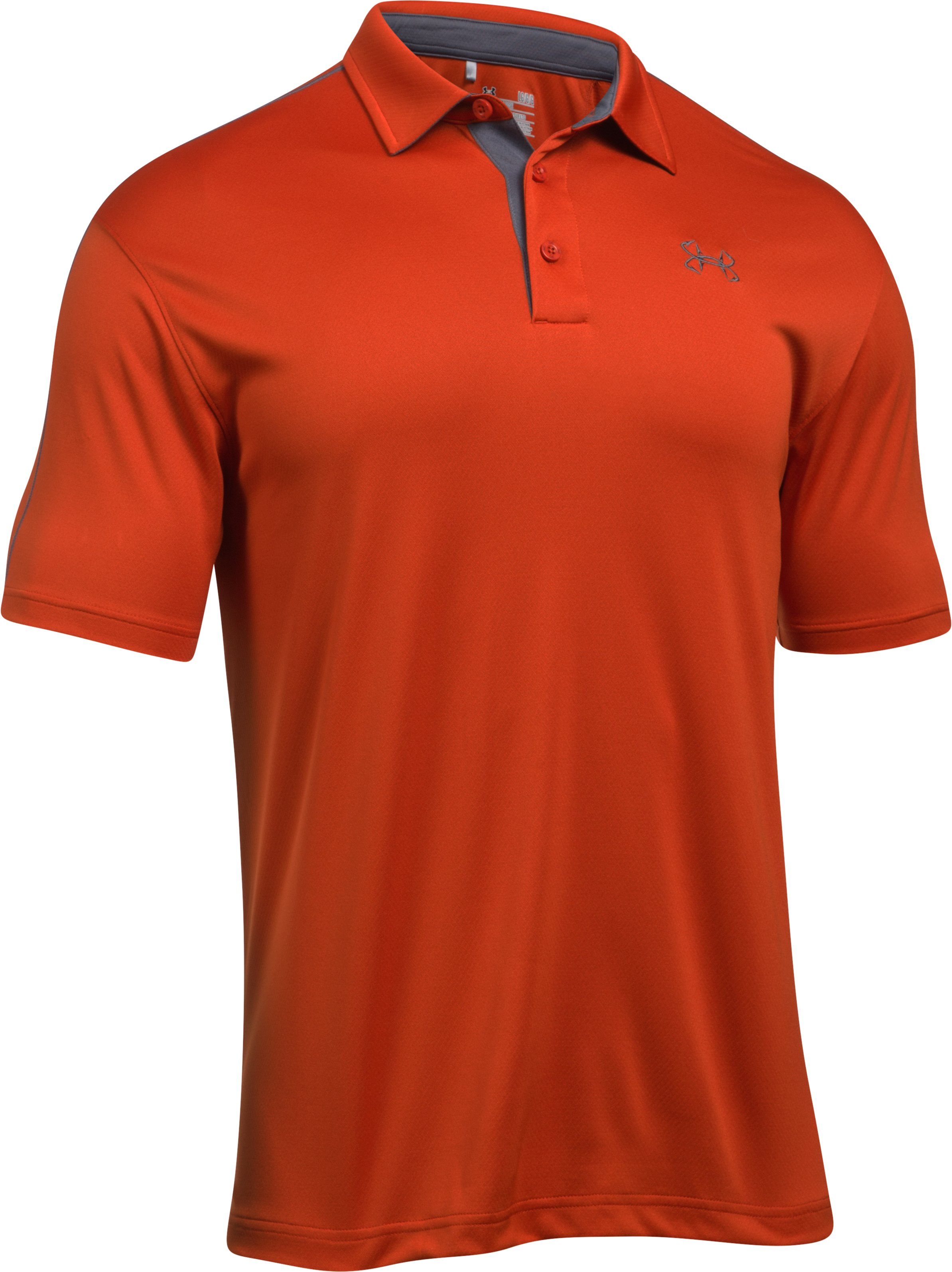 Men's UA Fish Polo, Blast,