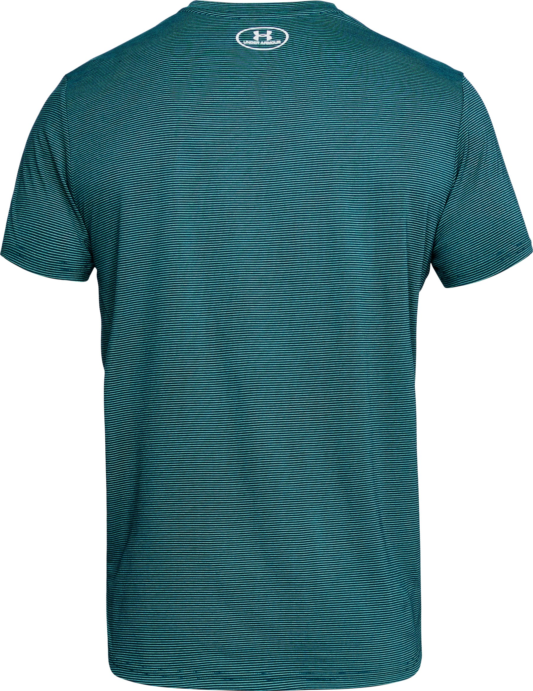 Men's UA Streaker V-Neck, TOURMALINE TEAL,