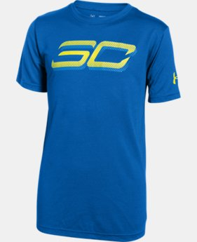 Boys' SC30 Branded T-Shirt LIMITED TIME: FREE SHIPPING 1 Color $24.99