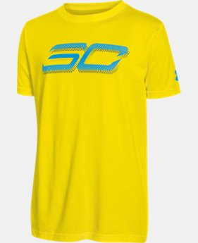 Boys' SC30 Branded T-Shirt LIMITED TIME: FREE SHIPPING 2 Colors $29.99