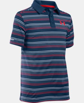 UA coldblack® Draw Polo   $74.99