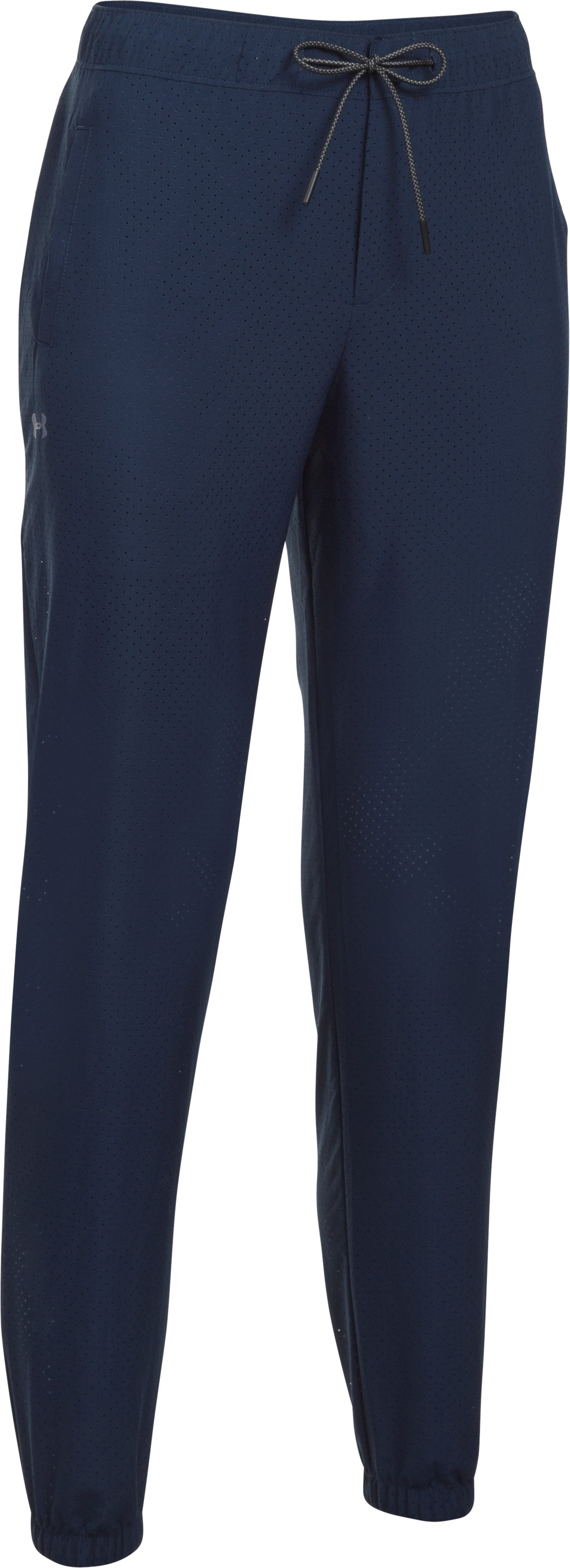 Women's UA Easy Perf Pants, NAVY SEAL, undefined