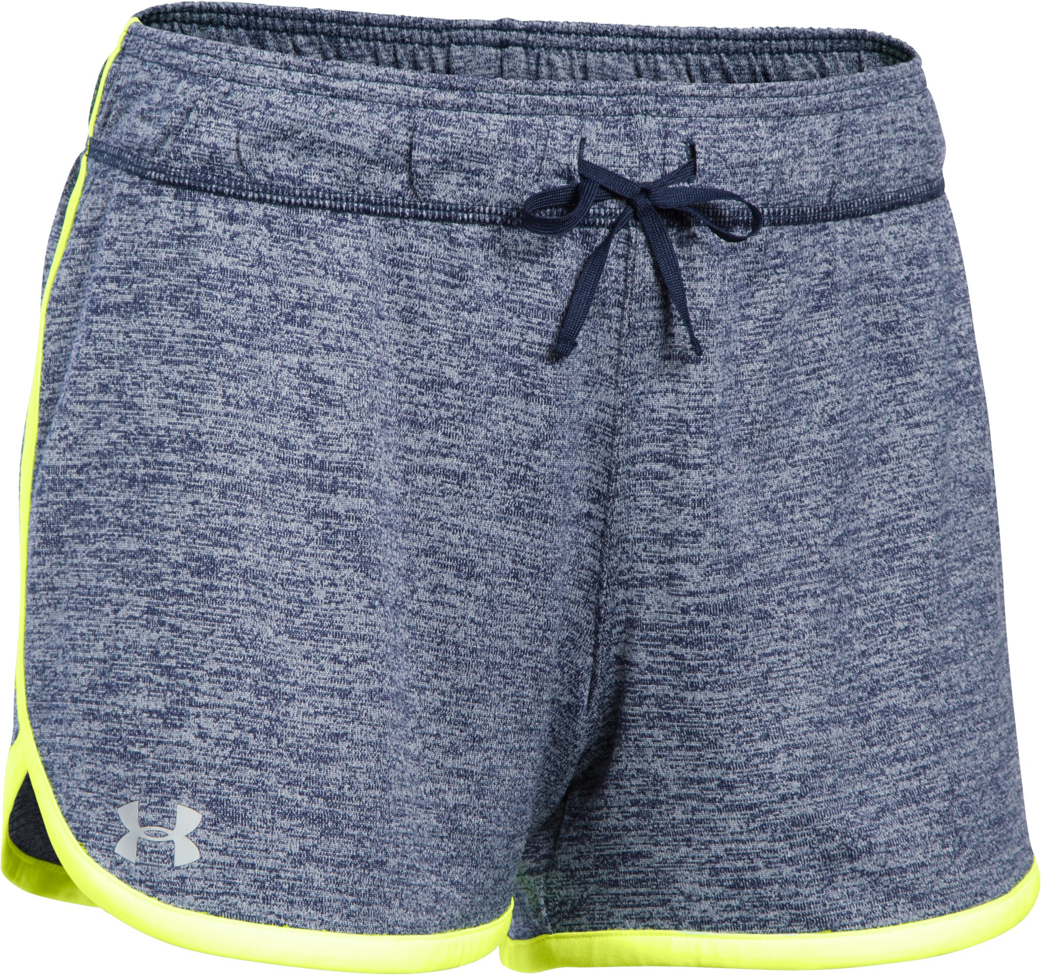 Women's UA Tech™ Shorts - Twist, Midnight Navy, undefined