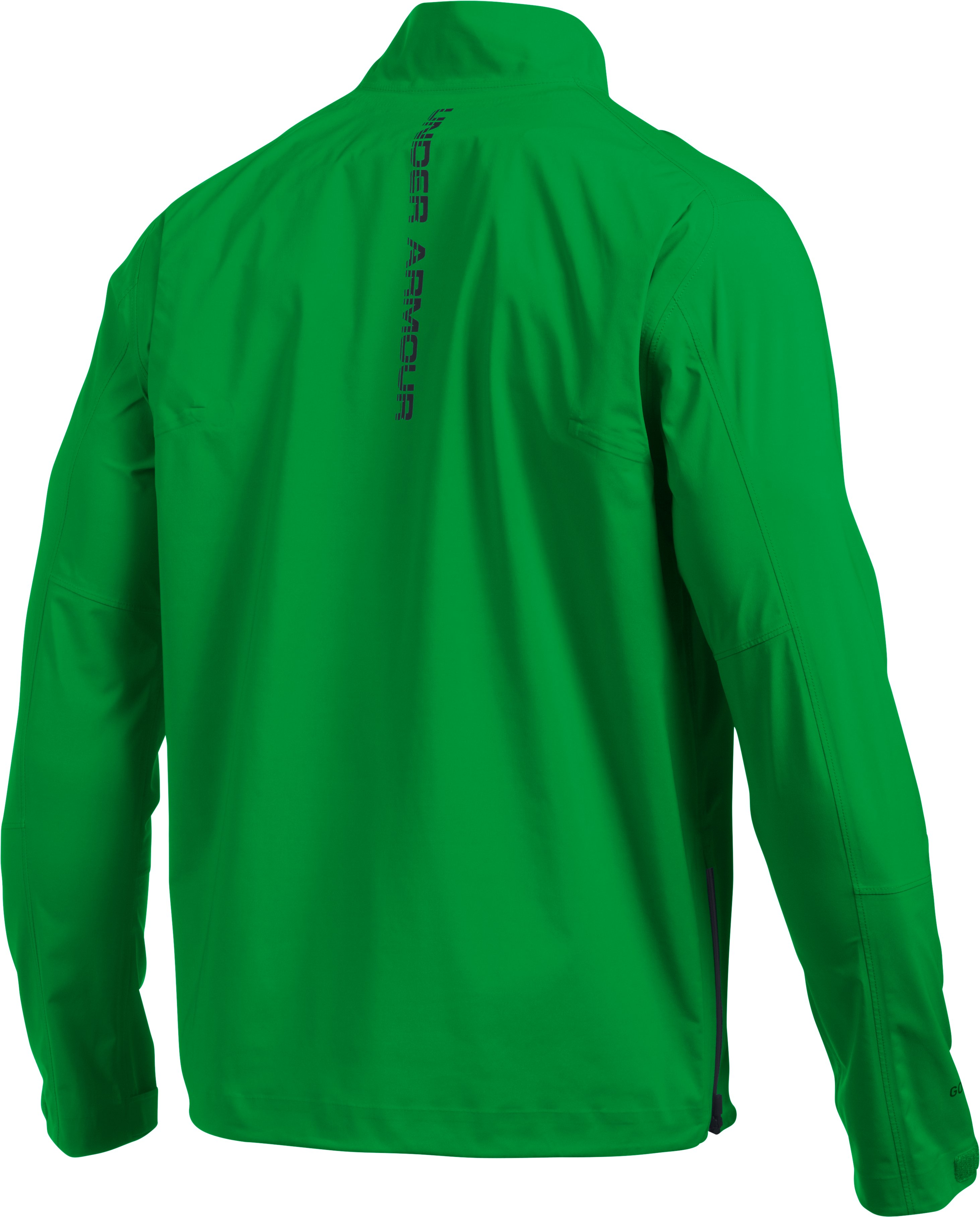 Men's UA Storm GORE-TEX® Paclite® ½ Zip, PUTTING GREEN,