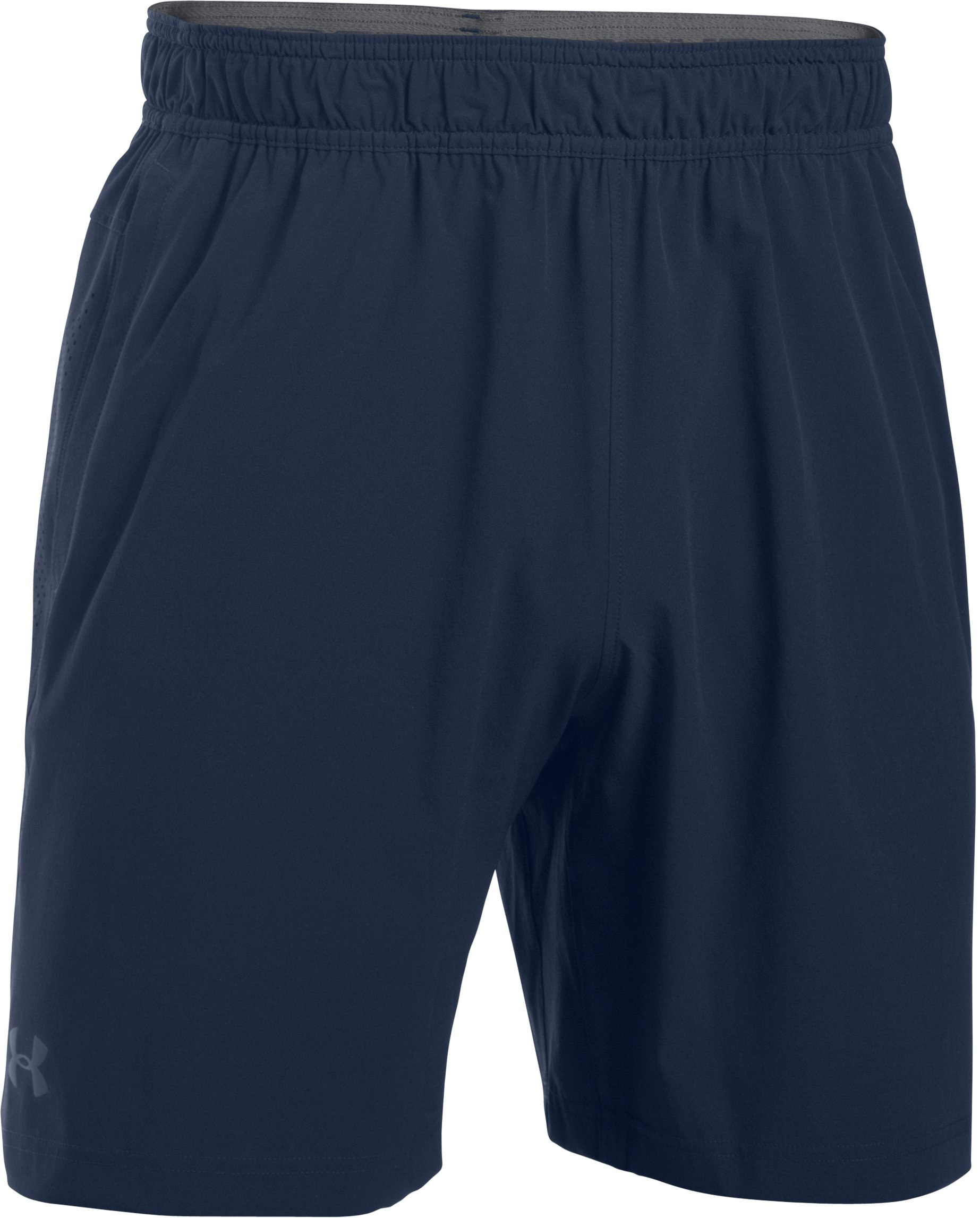 Men's UA Storm Vortex Shorts, Midnight Navy,